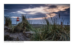 Ein Licht in den Dünen / a light in the dunes (H.Roebke) Tags: lighthouse de deutschland color sunset nature sonnenuntergang germany 2015 canon1635mmf28lisii natur düne leuchtturm beach strand dune architecture sylt sky architektur sand canon7dmkii insel lightroom contrast rural