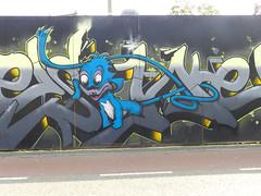 Streetart in Den Bosch (JoséDay) Tags: streetart graffiti graffitiproject denbosch graffitistreetart shertogenbosch anythingeverythinggroup exemplaryflickrshots flickrfriends flickrstarsgroup harmonygroup noexplore