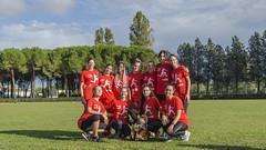 La Squadra Femminile Assoluta a Ravenna