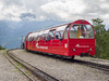Waiting at a passing point (James E. Petts) Tags: brienzrothornbahn rothorn switzerland brb mountain railway