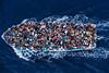 Italian navy rescue asylum seekers (mOrso1) Tags: asylumseeker asylumseekers boat italiannavy refugee rescue zenitale zenith edt new originalfilenamepolaris04841738jpg italymediterraneansea