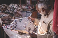 Rajasthan - Pushkar - Streets Shops