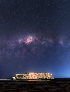 Milky Way at Two Rocks, Western Australia