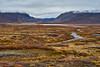 Along the Denali Hwy (bxfmj) Tags: denalihwy landscape mountain alaska fall clouds color wildness field lake
