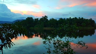 'Island in the stream' at Meraki ....