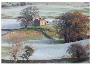 Frosty Barn