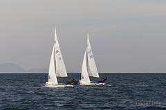 FD Worlds 2017 by Gianni Di Domenicantonio (Classe Italiana Flying Dutchman) Tags: flying fd ifdco flyingdutchman sailing world worlds 2017 scarlino marina di championship