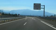 A-23-5 (European Roads) Tags: a23 autovía jaca sabiñánigo huesca aragón españa spain