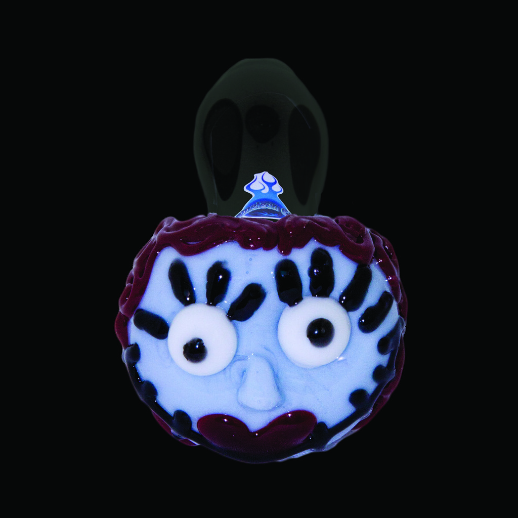 212 sally glass pipe chameleon glass tags approved nightmare before christmas - Nightmare Before Christmas Pipe