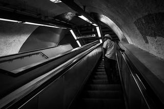 Chapultepec, Mexico City Metro.