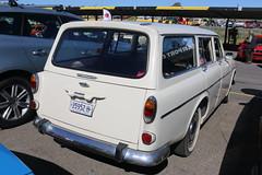 1966 Volvo 121 Wagon (jeremyg3030) Tags: 1966 volvo 121 wagon 122 123 amazon cars swedish estate break