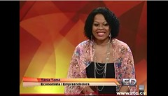 Tania Tome RTC mulheres que inspiram na Telvisao CaboVerdiana (mbusinessmozmagazine) Tags: tania tome award best leader young personality winner mandela graca machel akon thione niang mozambique africa african awardwinner succenergy succespluz