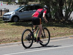 "Avanti Plus Duathlon, Lake Tinaroo, 07/10/17-Junior Race • <a style=""font-size:0.8em;"" href=""http://www.flickr.com/photos/146187037@N03/37567781981/"" target=""_blank"">View on Flickr</a>"