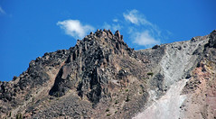 Dome F of Chaos Crags volcanic domes (Holocene; Lassen Volcano National Park, California, USA) 2 (James St. John) Tags: dome f chaos crags volcanic domes rhyodacite holocene lassen volcano national park california cascade range lava