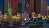 Las Vegas, NV: New York-New York Hotel & Casino on the Las Vegas strip just before sunrise (nabobswims) Tags: hdr highdynamicrange lasvegas lightroom nv nabob nabobswims nevada newyorknewyork night photomatix sel18105g sonya6000 us unitedstates lasvegasstrip