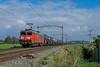 03/10/2017 | Dordrecht (SB-2013) Tags: db cargo 1600 1614 brabantroute alstom fenol antwerpen kijfhoek geleen chemie trein goederen ketel wagons treinen goederentreinen dordrecht zuid wieldrechtse zeedijk overweg train freight