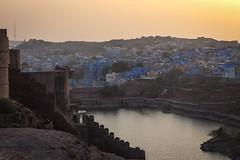 Rajasthan - Jodhpur - blue city- Mehrangharh Fort-6