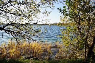 Kulkwitzer See in Leipzig