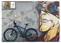 PEN75079 (weit.oerp) Tags: graffiti olympus penf cube mtb zuiko