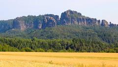 Schrammsteine (michaelschneider17) Tags: deutschland sachsen reisen elbsandsteingebirge natur berge