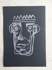 Gorilla glue #4 (id-iom) Tags: idiom graffiti vandalsim street urban art gorilla glue weed dope zoot face man whitey googly