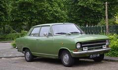 1972 Opel Kadett B 15-35-VR (Stollie1) Tags: 1972 opel kadett b 1535vr sliedrecht