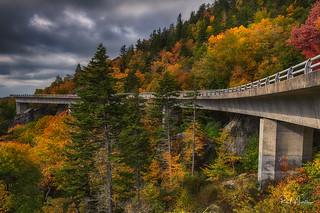 Linn Cove Viaduct - Blue Ridge Parkway