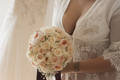 important (LaCiz) Tags: wedding women flowers day scent people