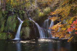 Fall in Plitvice