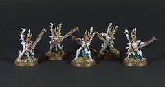 Drukhari Incubi (Uruk's Customs) Tags: games workshop warhammer wh40k dark eldar drukhari cabal pallid sun incubi klaivex