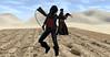 Hot Tin Roof9-Baal (grady.echegaray) Tags: thewastelands postapocalyptic desert sanddunes tinroof slfashion slstyle secondlife avatar