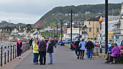 The Esplanade at Sidmouth, Devon (Baz Richardson (trying to catch up again)) Tags: devon sidmouth theesplanade seafront streetscenes