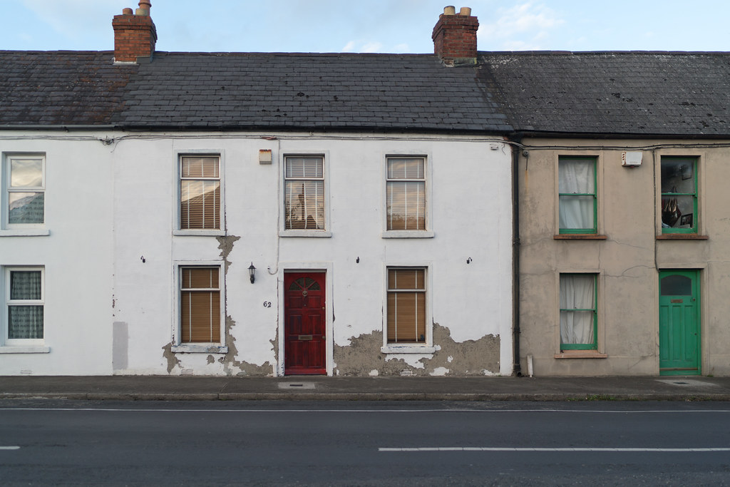 GRANGEGORMAN AREA OF DUBLIN [PHOTOGRAPHED OCTOBER 2017]-133459