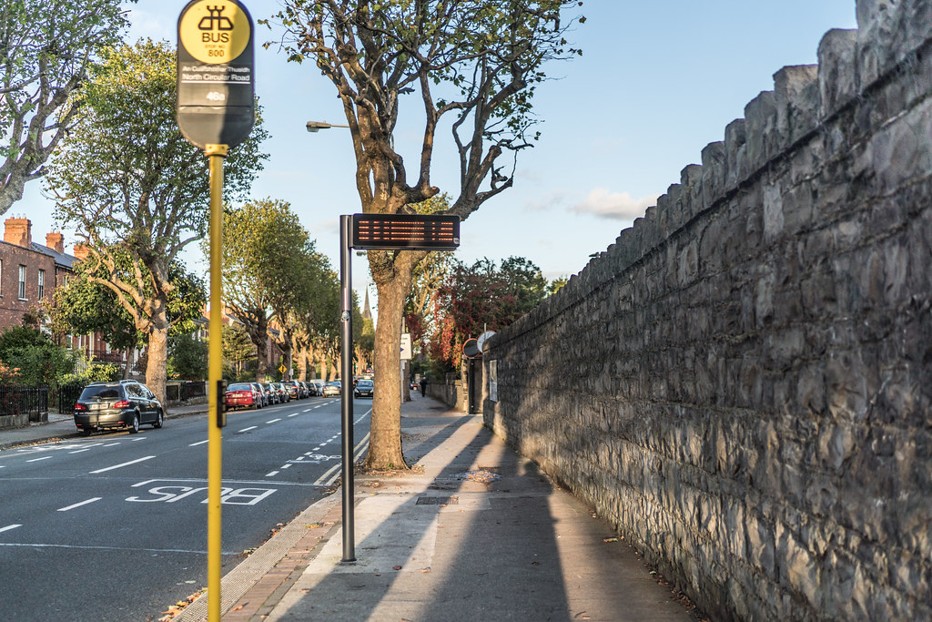 NORTH CIRCULAR ROAD DUBLIN [OCTOBER 2017]-133475
