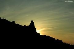 El sol tras el Castillo (Jotomo62) Tags: andalucia provinciadejaen lairuela parquenaturaldelassierrasdecazorlaseguraylasvillas jotomo62