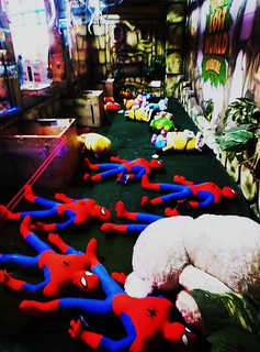Spiderman Massacre