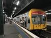 Clean V awaiting the right of way (highplains68) Tags: aus australia nsw strathfield sydney trains newsouthwales intercity v set v22