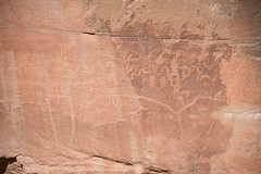 "Capitol Reef - Petroglyphs • <a style=""font-size:0.8em;"" href=""http://www.flickr.com/photos/75865141@N03/37988689916/"" target=""_blank"">View on Flickr</a>"