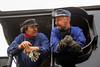 Relax dei macchinisti______Relax of drivers (MaOrI1563) Tags: macchinista treno borgosanlorenzo firenze toscana mugello trenoavapore relax fumo carbone maori1563