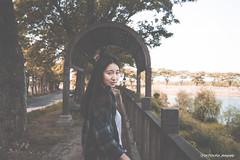 YNL_9061 (彥男爵) Tags: 少女 girl ruins 廢墟 秋 autumn