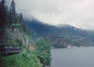 North of North Vancouver, BC on May 21, 1992