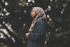 Goodbye, October. (Januarain Photography) Tags: januarain photo photography girl muslim muslimgirl asian asiangirl canon flickr separation goodbye october hijab
