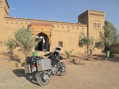 Merzouga, Morocco. (Motorcycle Adventures) Tags: motorrad marruecos morocco motorcycle bmw tour r1150gs trail sahara desert desierto