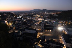 Salzburg (Ridders) Tags: salzburg austria medieval castle festungsberg hohensalzburg hohensalzburgcastle salzachriver