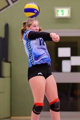 SCNVolleyEimsb. (25 von 60) (Michael Scharf - MTS Sportfotos) Tags: volleyball damen halle sport ball frauen jugend neubrandenburg eimsbüttel hamburg