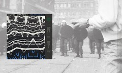 (michel banabila) Tags: trespassing michelbanabila reissue compilation marilli séancecentre canada flyer 02sc vinyl 2lp album release restored remastered brandonhocura amsterdam 80s 1983 limitededition gatefold cover archival