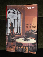 6th October 2017 (themostinept) Tags: novel fiction book paperback stellagibbons 1956 vintage herebedragons