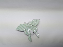 Butterfly by 212moving (Zephyr Liu) Tags: origami zen paper butterfly 212moving