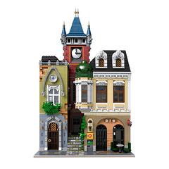 OTP (looooookl) Tags: lego modular creator city