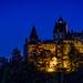 Bran Castle at Night
